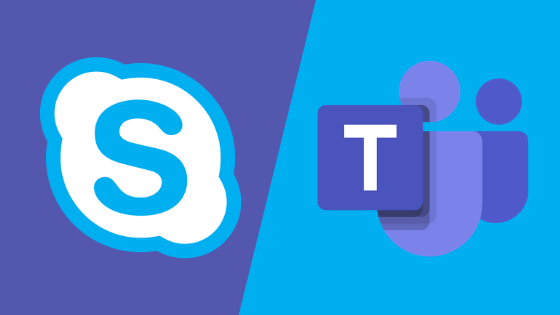 Schedule Meetings with Microsoft Teams or Skype