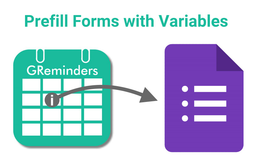 Google Forms and GReminders